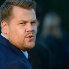 James Corden conducirá los Grammy 2017