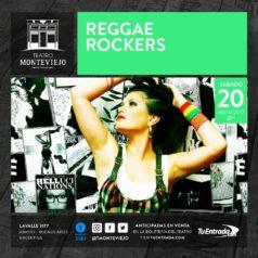 Reggae Rockers se presentan en vivo