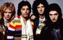 Un libro con fotos inéditas de Queen