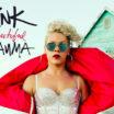 Pink, primera en el Ranking de Billboard