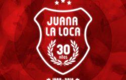 Juana La Loca celebra 30 años y nuevo disco