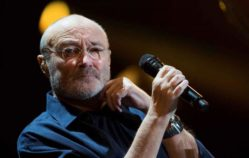 Gran show de Phil Collins en Bs As